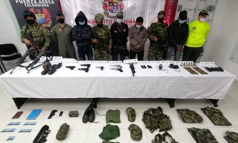 Ofensiva contra las disidencias de las Farc en el sur del Tolima 1