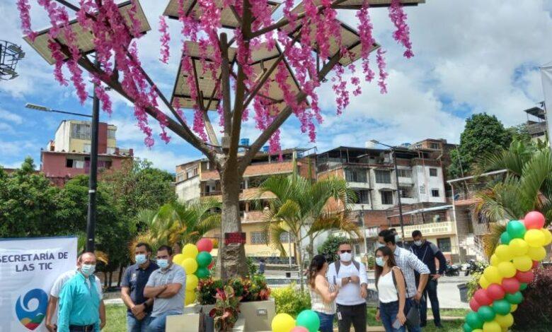 En Ibagué se instalaron 250 Zonas Vibra de Internet gratuito y 24 Centros Digitales 1