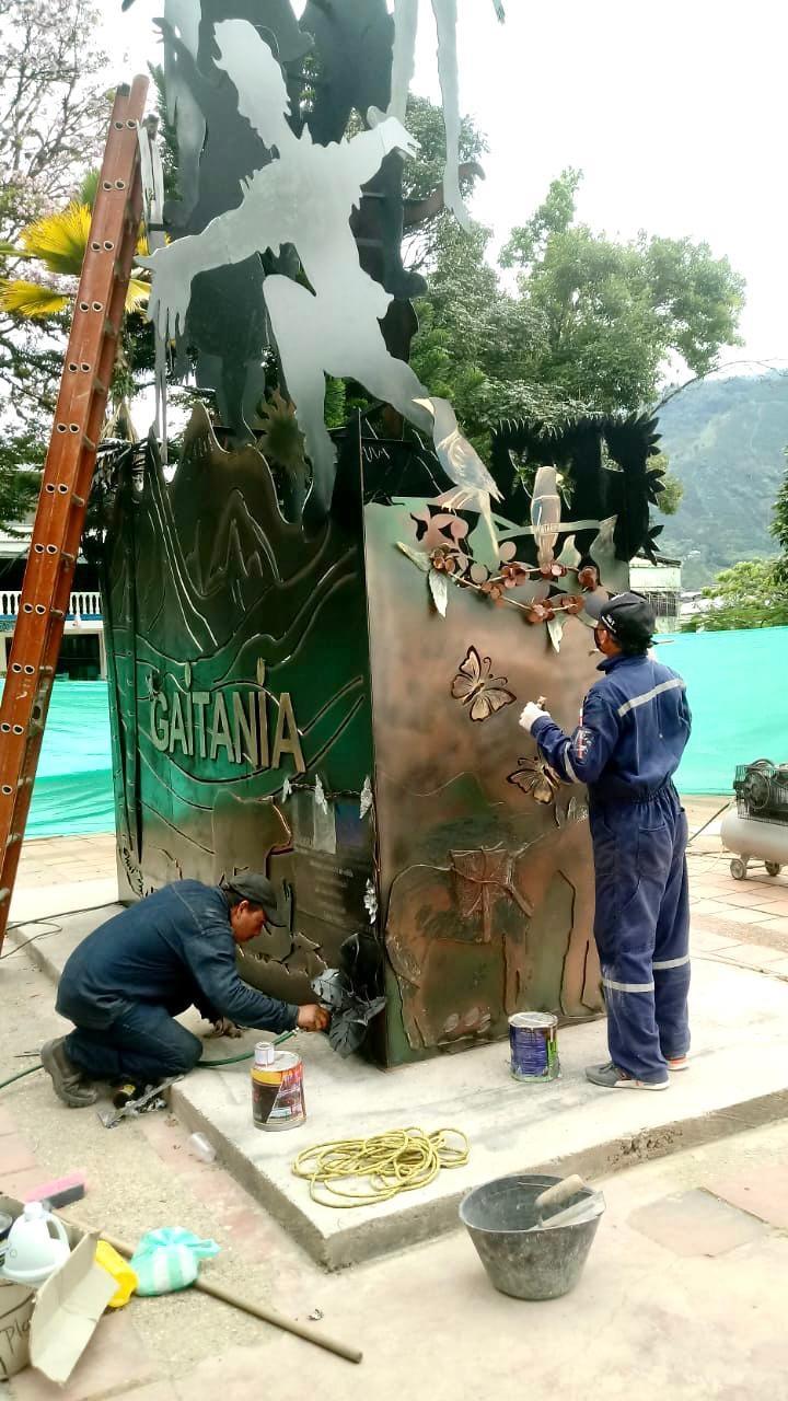 Inaugurarán monumento dedicado al diálogo social en Gaitania, Tolima 6