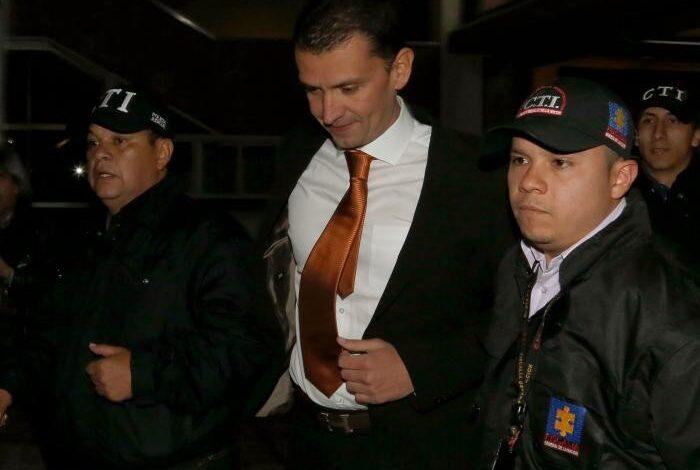 Ultima Hora: Emilio Tapia, el mismo el carrusel de la contratación en Bogota, capturados en caso Mintic 1