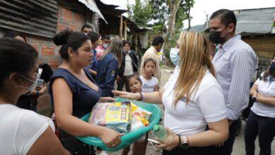A pesar de la calamidad los ibaguereños se solidarizan 5