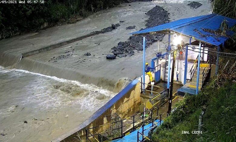Intermitencia en servicio de agua para Ibagué 1