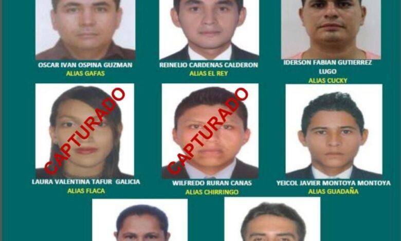 Conozca el rostro de los ocho delincuentes más buscados del Tolima 3