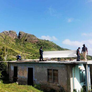 15 bomberos del Tolima apoyaron la reconstruccion de San Andrés y Providencia 5