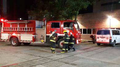 Conato de incendio en el área de Patología del Federico Lleras 3