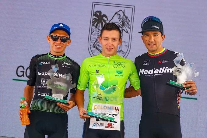 Ciclista tolimense nuevo campeón de la Vuelta a Antioquia 2021 3