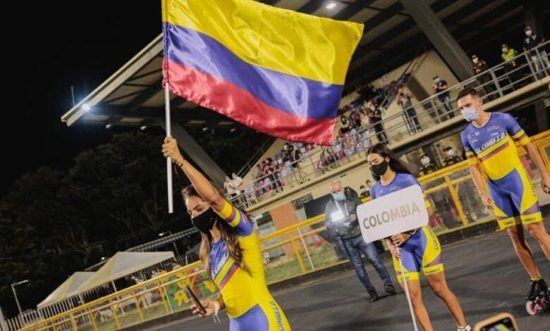 Lanzamiento del Mundial de Patinaje de Velocidad será en Bogotá 1