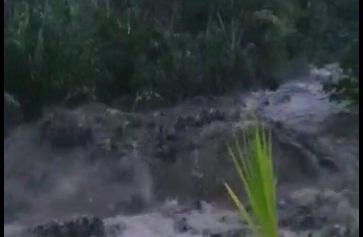 Cerca de 400 familias evacuadas por creciente del río Combeima 1