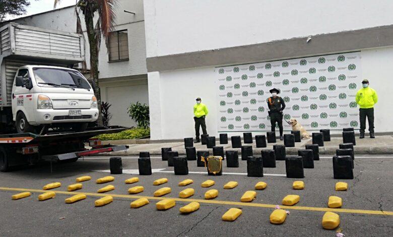 Autoridades incautan más de 200.000 dosis de estupefacientes 1