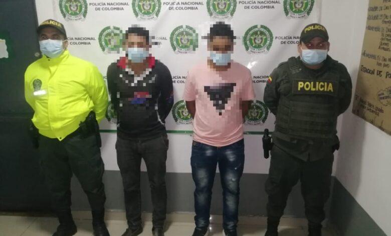 Dos presuntos milicianos a la cárcel por homicidio en Planadas 1