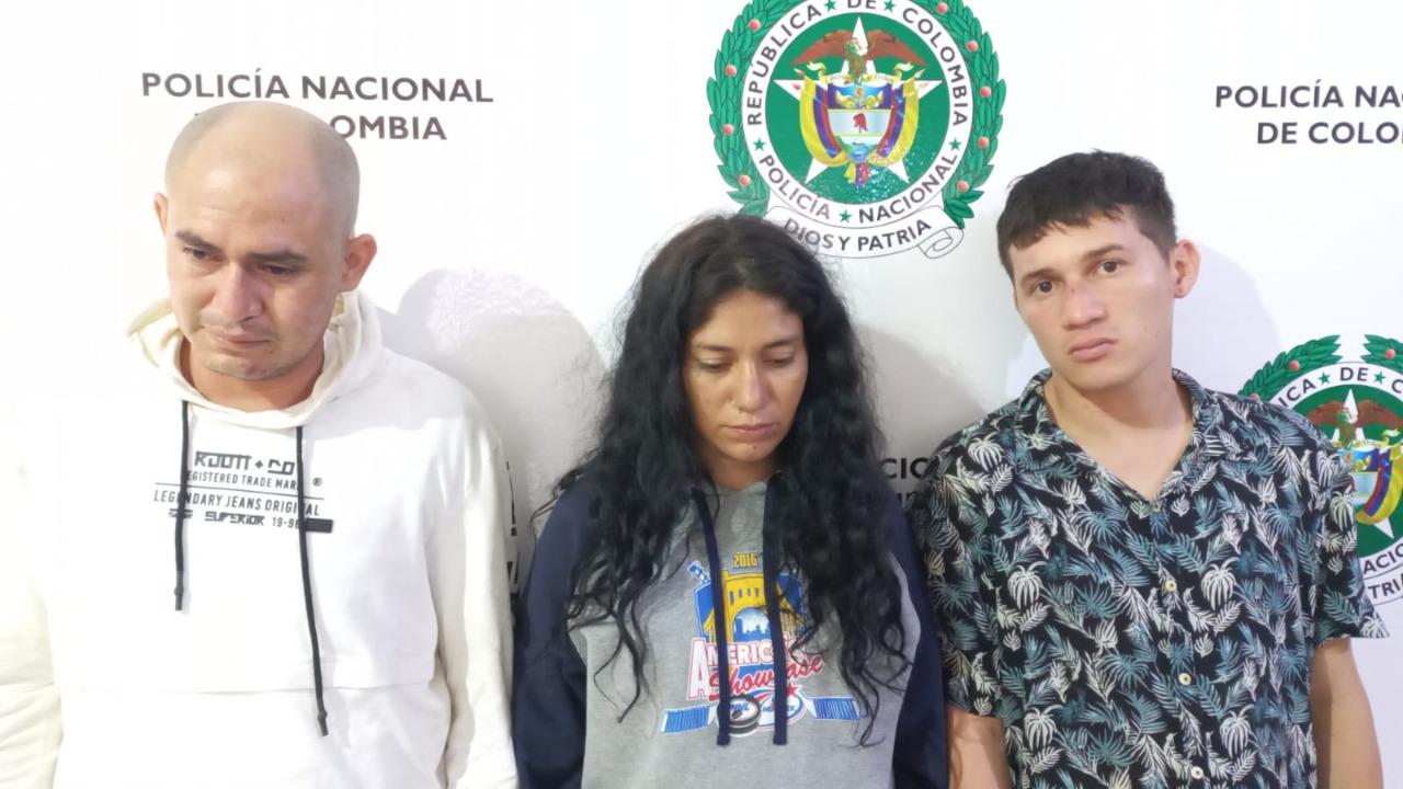 Capturan 17 personas en operativos de Policía entre Ibagué y Alvarado 4
