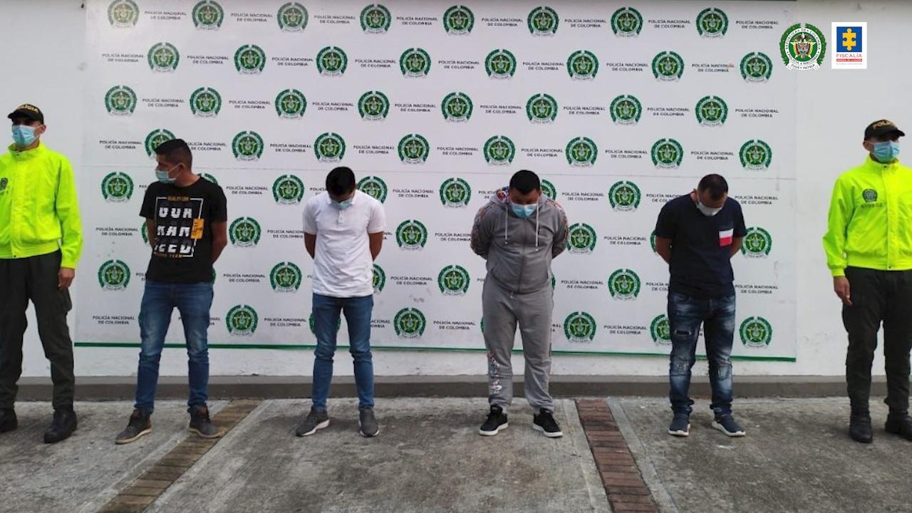 Capturan 17 personas en operativos de Policía entre Ibagué y Alvarado 5