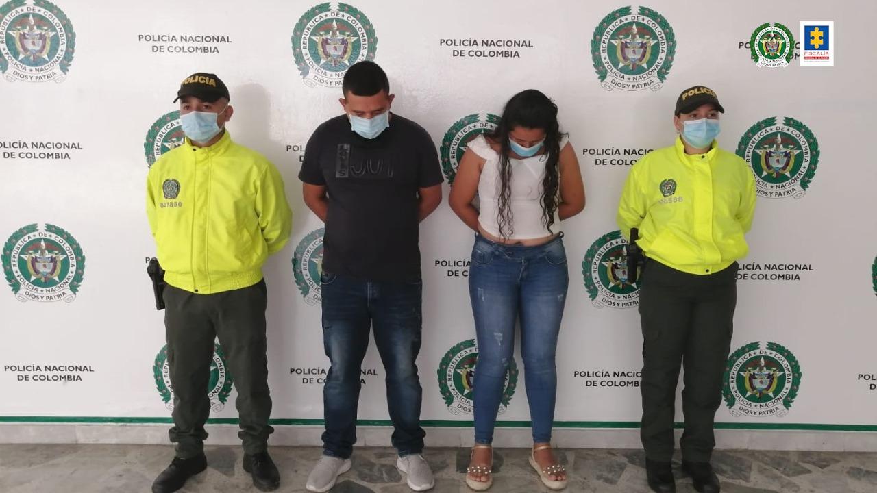 Capturan 17 personas en operativos de Policía entre Ibagué y Alvarado 2