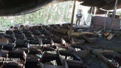 Así fue la destrucción de un laboratorio de coca en el Putumayo 11