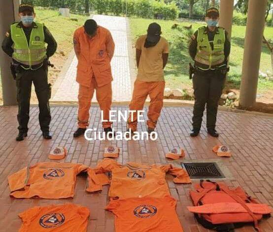 Venezolanos se hacían pasar por voluntarios de la Defensa Civil para pedir dinero y comida 1