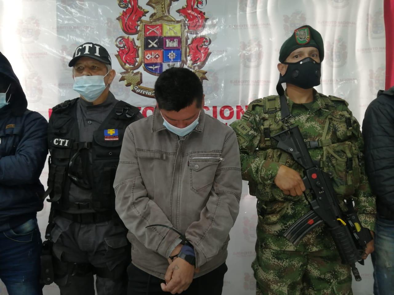 Ofensiva contra las disidencias de las Farc en el sur del Tolima 4