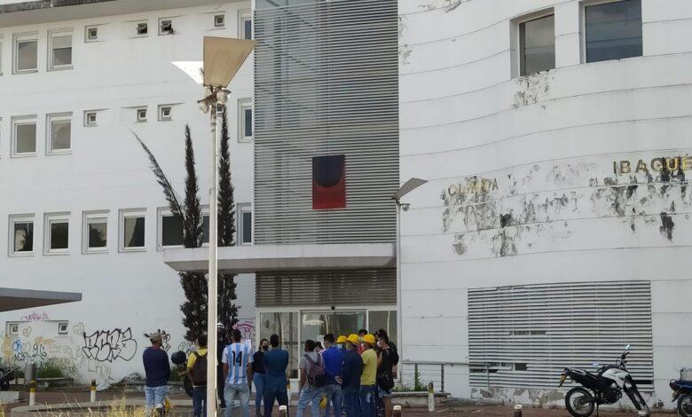 Comienzan trabajos de recuperación de la Clínica de la 60 en Ibagué 1