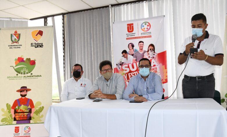 "Proyecto de ""Seguridad Alimentaria"" beneficiará a 1.000 familias tolimenses 3"