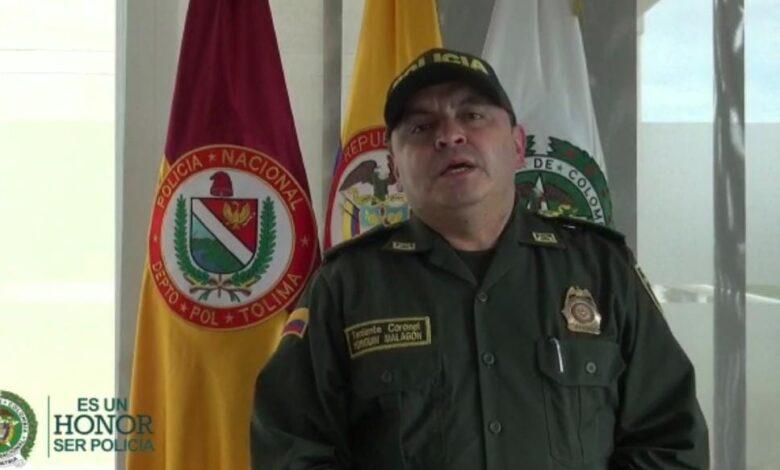 Desde la Dirección de Inteligencia llega el nuevo Subcomandante de la Policía Tolima 1