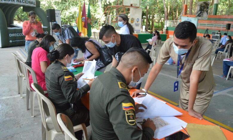 Inició proceso de inducción a 200 jóvenes becados para ser patrulleros 1
