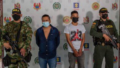 Capturados alias 'Bolas' y 'Mono' en el Huila 4