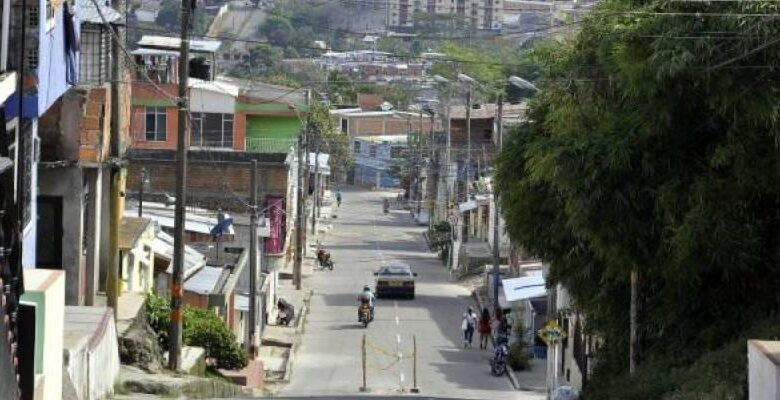 Asesinaron a un comerciante de Rovira en el barrio La Gaviota de Ibagué 1