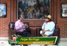 La verdades y las mentiras de la economía naranja, con el Ministro de Cultura, Felipe Buitrago 12