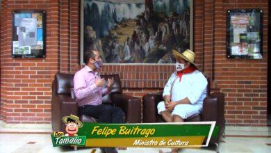 La verdades y las mentiras de la economía naranja, con el Ministro de Cultura, Felipe Buitrago 3