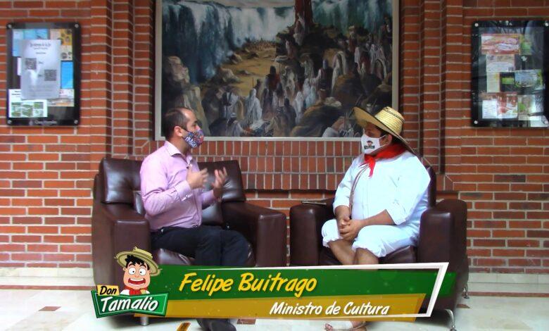 La verdades y las mentiras de la economía naranja, con el Ministro de Cultura, Felipe Buitrago 1