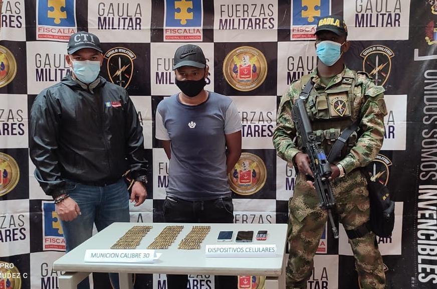 Capturan miembros de organizaciones delincuenciales que apoyaban disidencias de las Farc 4