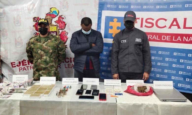 Capturan miembros de organizaciones delincuenciales que apoyaban disidencias de las Farc 3