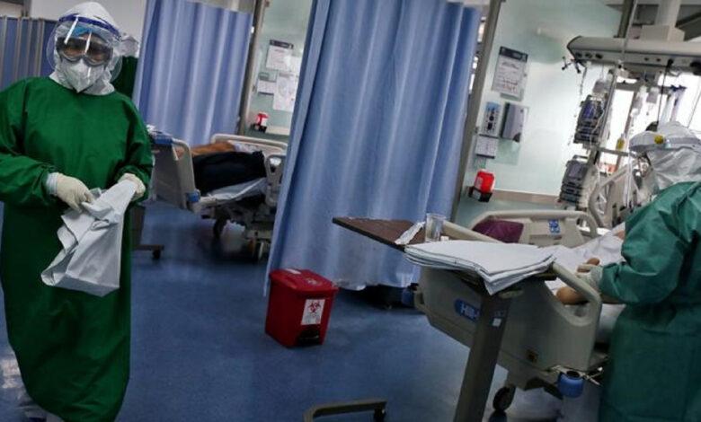 Ibagué mantiene más de 600 casos activos de COVID-19 1