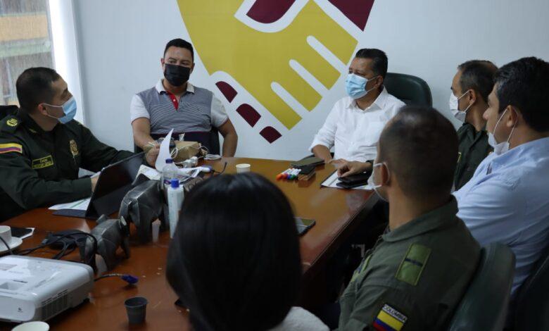 Extorsiones y homicidios motivaron consejo de seguridad en el sur del Tolima 1