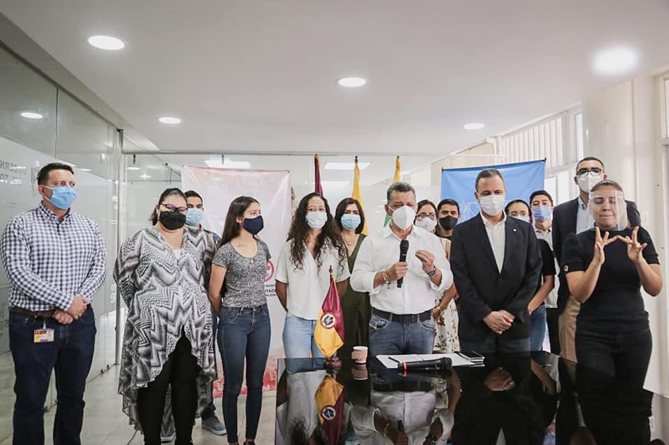 En el Tolima sí opera la gratuidad educativa universitaria. 8