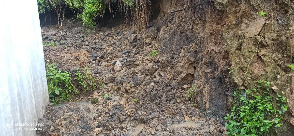 Más de 190 familias afectadas por el invierno en Chaparral 2