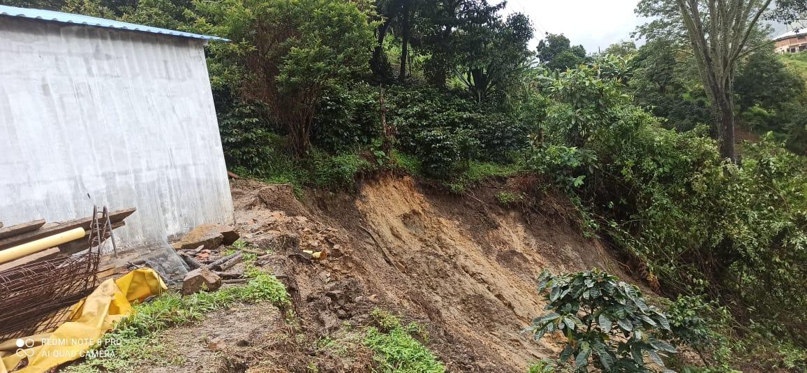 Más de 190 familias afectadas por el invierno en Chaparral 4