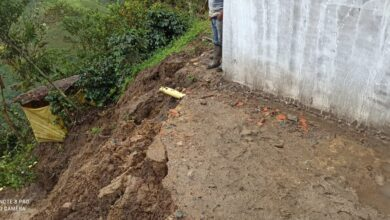 Más de 190 familias afectadas por el invierno en Chaparral 10