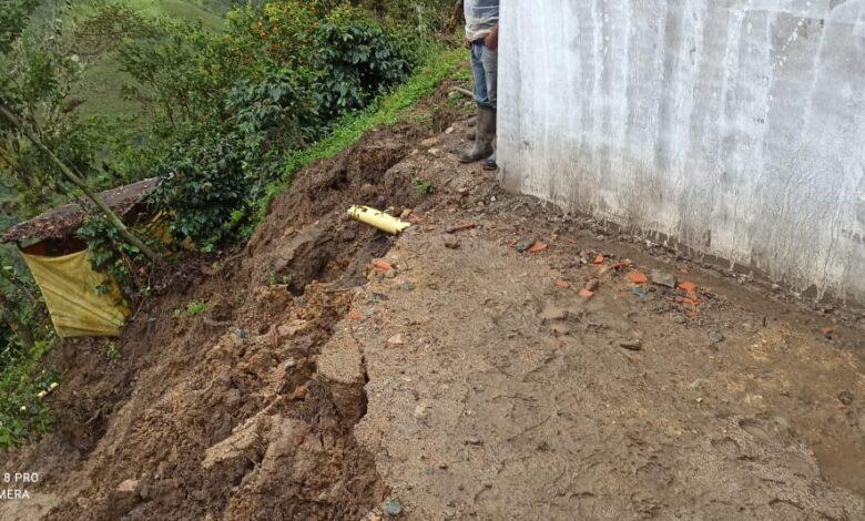 Más de 190 familias afectadas por el invierno en Chaparral 1