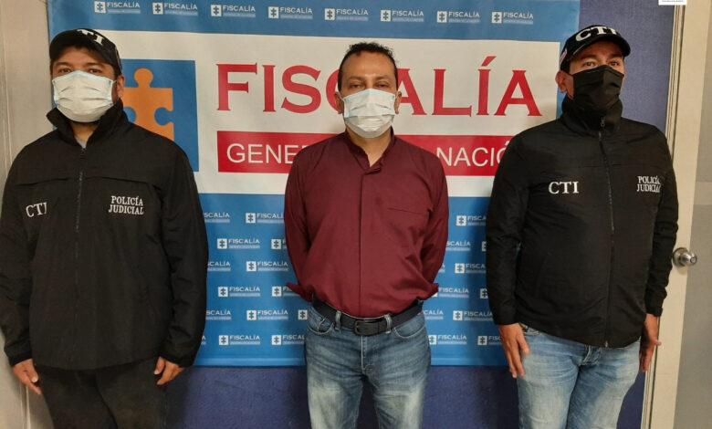 Confirman medida de aseguramiento carcelaria contra el padre Fredy Martínez 1
