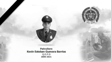 9 días de luchar por su vida patrullero tolimense víctima de atentado en San Vicente del Caguán 9