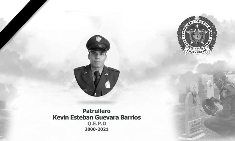9 días de luchar por su vida patrullero tolimense víctima de atentado en San Vicente del Caguán 1