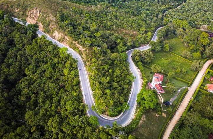 Así se hace seguimiento de la pavimentación del eje vial Carmen de Apicalá -Cunday 1