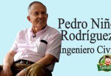 El ingeniero Pedro Niño, que quiere poner un tren eléctrico en Ibagué 14