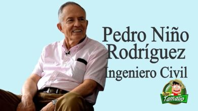 El ingeniero Pedro Niño, que quiere poner un tren eléctrico en Ibagué 5