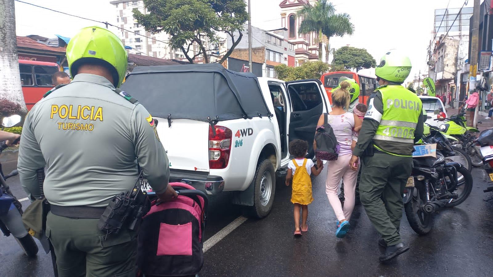 Más de 10 menores fueron sorprendidos ejerciendo el trabajo infantil y mendicidad 3