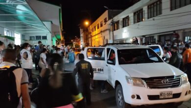 5 muertos, 21 heridos dejó el accidente entre Chaparral y el Cañón de las Hermosas 6