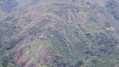 Madre e hijo fueron arrastrados por creciente del río Amoya en Chaparral 20