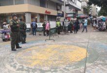 Con operativos de control, autoridades recuperan movilidad en el centro de Ibagué 25