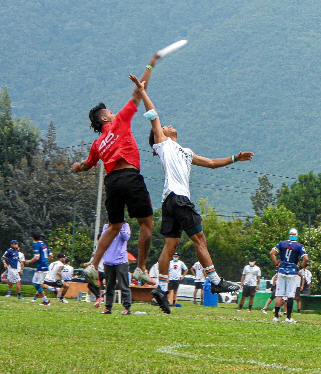 Ultímate Fresbee de Ibagué, el mejor del país. 5